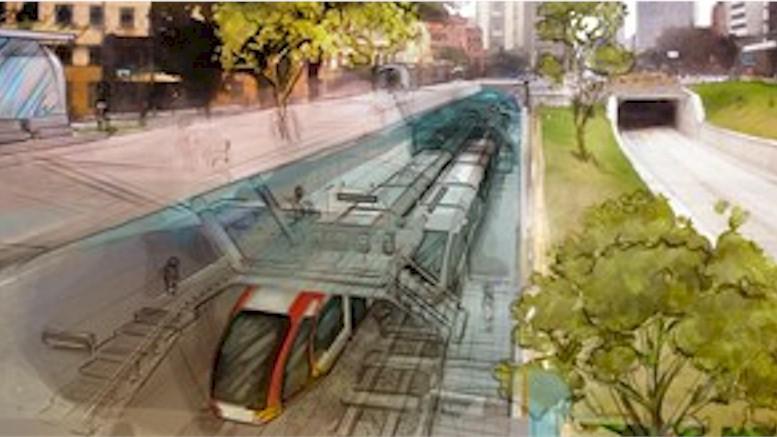 Consorcio conformado por empresa francesa Systra y colombiana Ingetec hará los estudios y diseños técnicos de Primera Línea del Metro de Bogotá